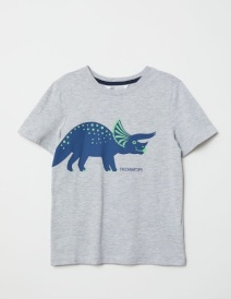 T-shirt_with_Printed_Design_-_Light_gray_triceratops_-_Kids___H_M_US