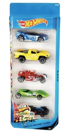 Mattel_5_Car_Pack_–_Styles_May_Vary___Target