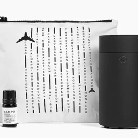 CAMPO® travel diffuser kit