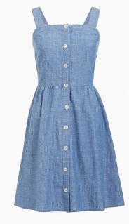 J_Crew_Factory__Chambray_button-front_dress