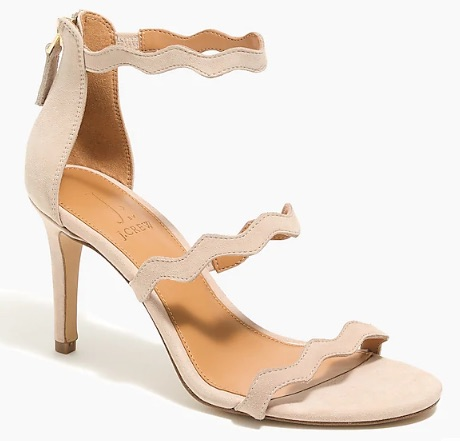 J_Crew_Factory__Three-strap_scalloped_suede_heels
