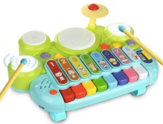 Amazon_com__3_in_1_Toddler_Drum_Set_Piano_Keyboard_Xylophone_Toys_Musical_Instrument_Learning_Developmental_Light_Up_Toys_for_Kids_Baby_Infant_Boys_Girls_Age_1_2_3_4_Years_Old__Toys___Games