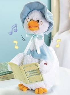 Amazon_com__Animated_Storyteller_Mother_Goose_Stuffed_Animal_Children_s_Book_Nursery_Rhymes_Best_Gifts_for_Toddlers__Toys___Games