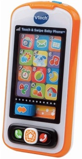 Amazon_com__VTech_Touch_and_Swipe_Baby_Phone__Frustration_Free_Packaging___Orange__Great_Gift_For_Kids__Toddlers__Toy_for_Boys_and_Girls__Ages_Infant__1__2__3__Toys___Games